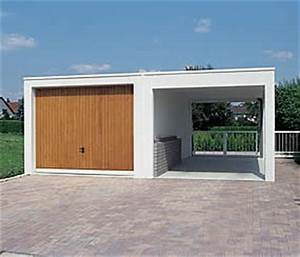 Fertiggarage Beton Kosten : schlicht und elegant das garagen carport garagen welt ~ Buech-reservation.com Haus und Dekorationen