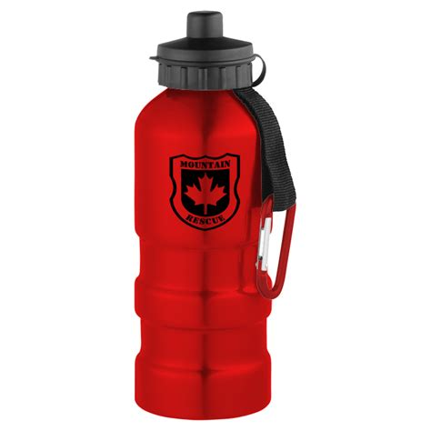 imprintcom sahara aluminum sport bottle  oz