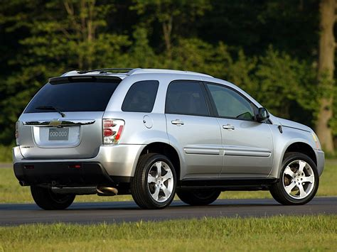 Chevrolet Equinox Specs & Photos