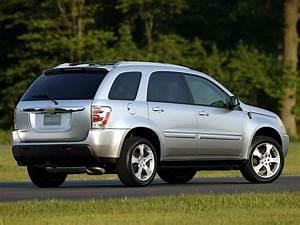 Chevrolet Equinox Specs