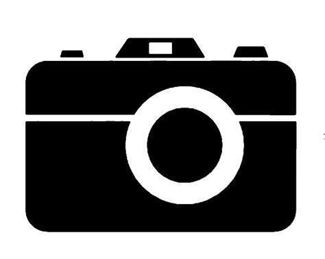 Fototoestel Kleurplaat by Velours Strijkapplicatie Fototoestel