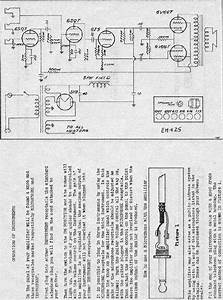 Gibson Eh 125 Amplifier Schematic Service Manual Download
