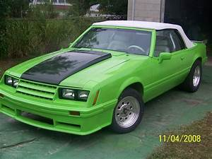 capecodcuda 1984 Ford Mustang Specs, Photos, Modification
