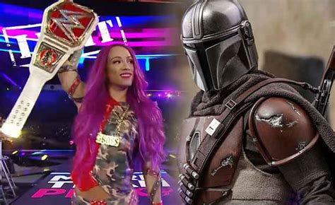 Is WWE Star Sasha Banks Playing a Nightsister in The ...
