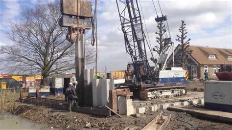 intrillen betonnen dlanken hoofddorp vibratory