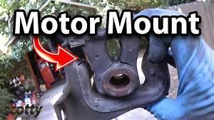 Replacing A Broken Motor Mount