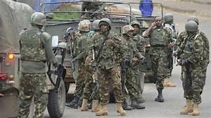 2 officers killed in attack on Kenya police station