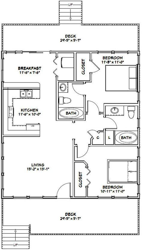 house  bedroom  bath  sq ft  floor plan etsy