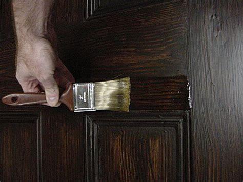 faux wood grain  gel stain gel stain   faux