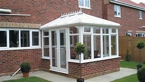 DIY Edwardian conservatory