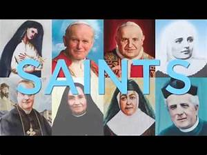 How does the Catholic Church declare someone a Saint ...