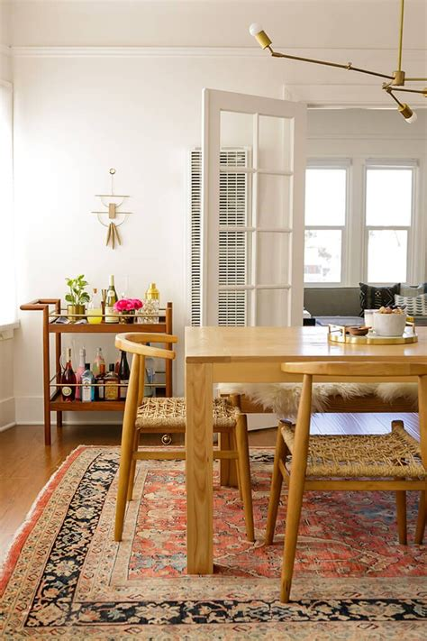 bohemian dining rooms ideas  pinterest