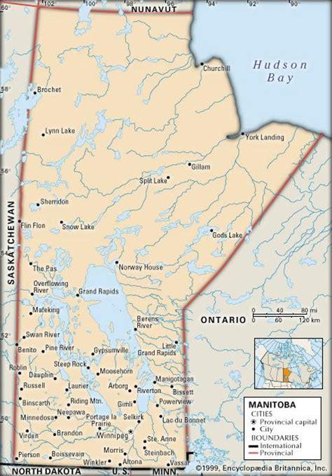 manitoba history geography province canada britannicacom