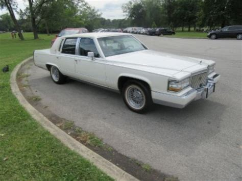 1991 Cadillac Brougham Parts by Beautiful 1991 Cadillac Fleetwood Brougham Quot No Reserve