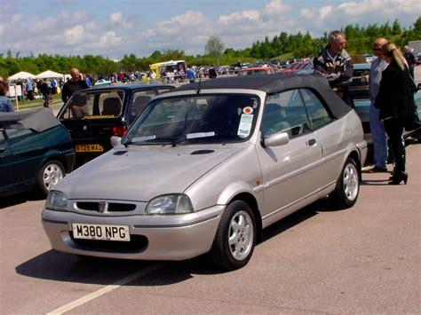 File:253 - 1995 grey Rover 100 Cabriolet.jpg - Wikimedia ...