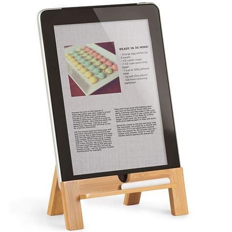 soporte para tablets con puntero quot old school quot
