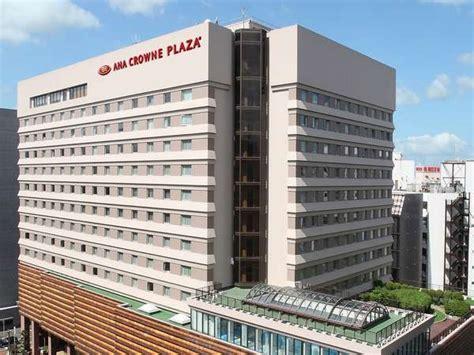 Ana クラウン プラザ ホテル 福岡