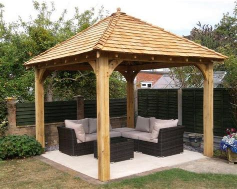 Build Gazebo How To Build A Gazebo Diy Projects For Everyone