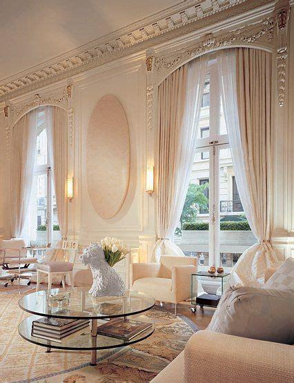 astonishing window treatments  large windows  living
