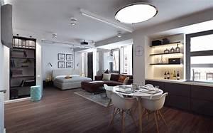 Forum Deco Moderne : d coration petit appartement moderne ~ Zukunftsfamilie.com Idées de Décoration
