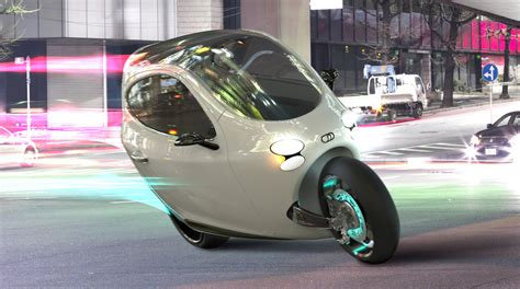 LIT Motors C-1 - the future of two-wheeled transport?