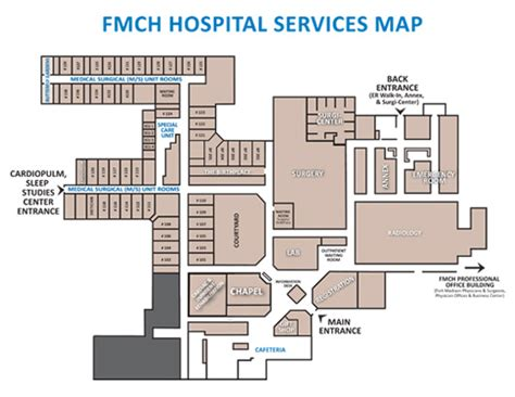 of iowa hospitals and clinics phone number fmch facility maps