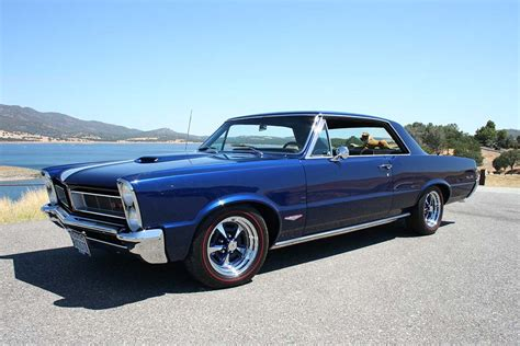 1965 Pontiac GTO specs, collectibility and design