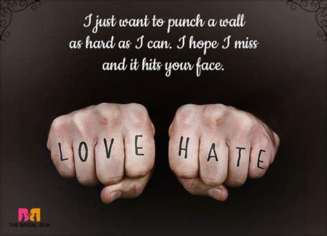 hate love status messages  whatsapp  facebook