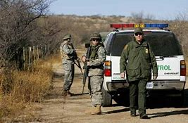 Image result for national guard border pics