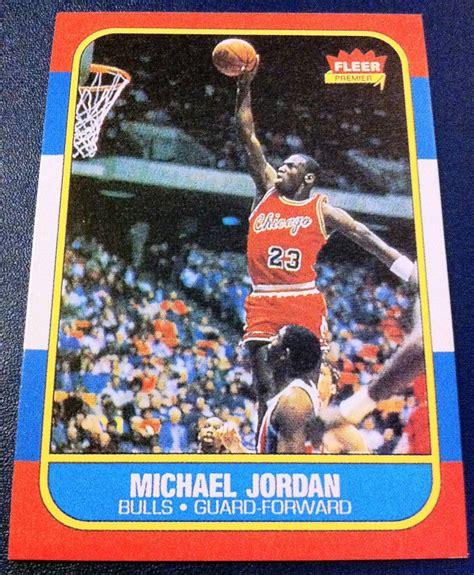 Shop comc's extensive selection of all items matching: MICHAEL JORDAN, ROOKIE CARD #57, FLEER REPRINT, NBA, CHICAGO BULLS, MINT, NEW