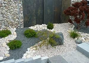 jardin mineral chaioscom With amenagement de petit jardin 1 bertrand paysage jardin mineral