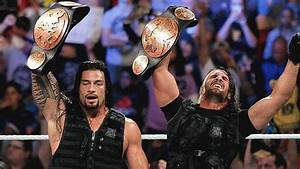 The Rhodes Family Should Defeat the Shield for the WWE Tag ...