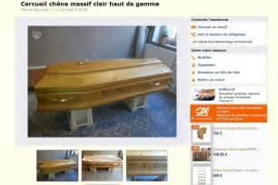 les meubles de la chambre le bon coin il vend le cercueil de sa grand mère