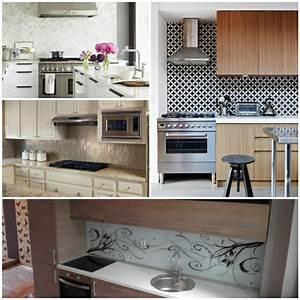 Küchenrückwand Ideen Günstig : k chenr ckwand in ausgelassenen farben passend f r jedes zuhause ~ Buech-reservation.com Haus und Dekorationen