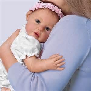 Baby Doll: Hugs From Hailey by Ashton Drake