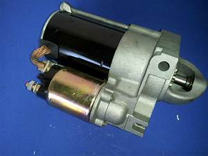 Chevrolet Impala 2005 To 2001 V6  3 4l Engine Starter Motor