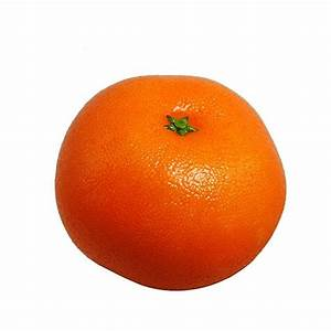 Artificial Tangerine - real looking fruit and vegetables