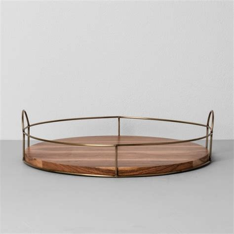 home design essentials wood and wire tray 16 quot hearth with