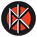 DEAD KENNEDYS - logo Sticker | Sold at Abposters.com