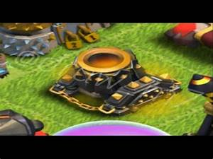 Clash of Clans - New Leaked Level 9 Mortar Image - YouTube