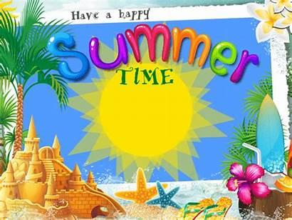Summer Happy Ecard Card Greetings Greeting