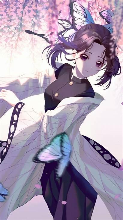 Anime 4k Shinobu Kochou Wallpapers 1080 Android