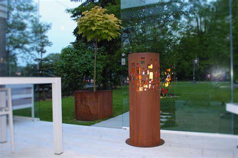 Planika Gustav Outdoor Fireplace   Esorus - Interior ...