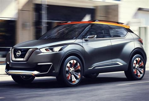 nissan kicks   nismo  nismo rs variants