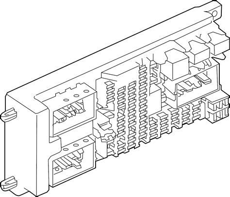 land rover range rover fuse box instrument panel