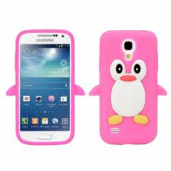 design telefone samsung galaxy s4 mini i9190 i9195 penguin protective shell pink ebay