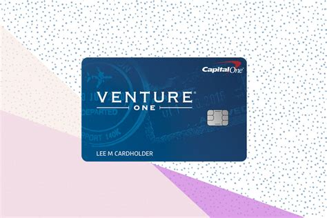 How to maximize the capital one venture card. Capital One VentureOne Card Review