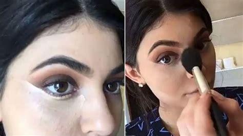 heres  trick    undereye concealer  creasing