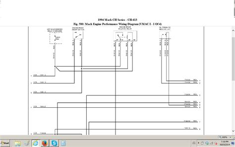 Mack Ch600 Fuse Box Diagram by Mack Ch613 Engine Diagram Wiring Library