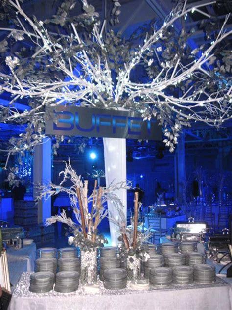 winter wonderland theme parties  props rick herns